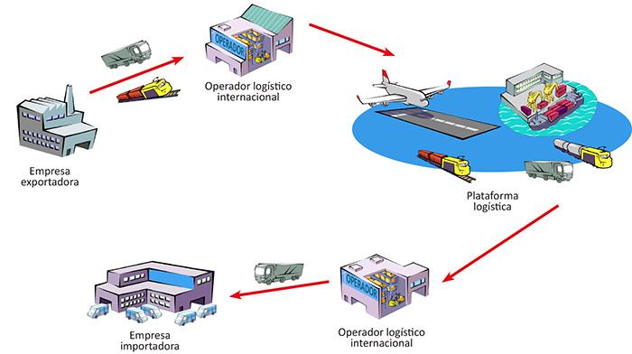 International Logistics and Distribution - Cargo Flores