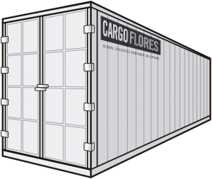 contenedor de carga general