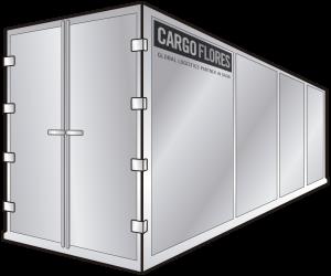 contenedor caja