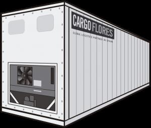 contenedor frigorífico