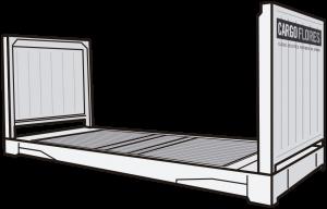 contenedor plataforma