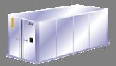 AGA, contenedor caja