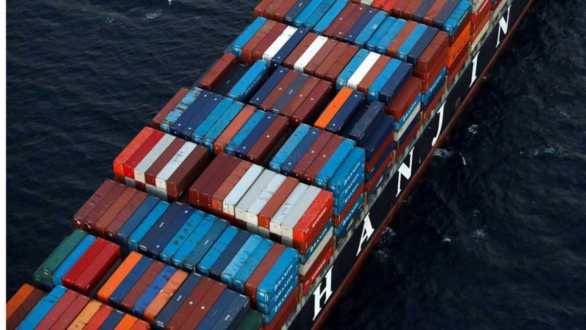 Hanjin Shipping presenta un plan de reestructuración.