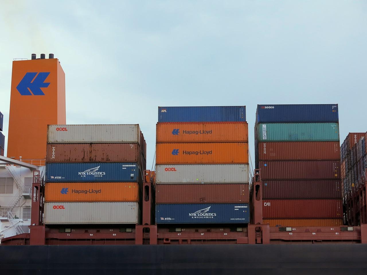 Exportaciones aumentan en España