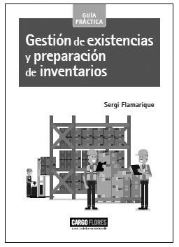 gestión de existencias y preparación de inventarios