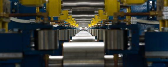 maquinaria de fábrica
